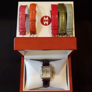 MICHELE DECO Bundle Diamond watch 71-6000